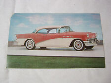 1956 BUICK 46-R SPECIAL RIVIERA VINTAGE POSTCARD  T*