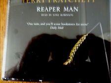 3 CD AUDIO BOOK - REAPER MAN - Terry Pratchett [NEW]