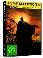 DVD - BATMAN BEGINS - NEU/OVP
