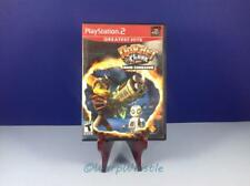 Ratchet & Clank Going Commando Greatest Hits Complete Tested Playstation PS2
