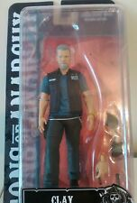 Mezco Toys - Sons of Anarchy - Clay Morrow Action Figure New