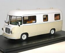 PERFEX, Renault 1400 kg heulie camping car, camping-car, mobile Home, 1/43