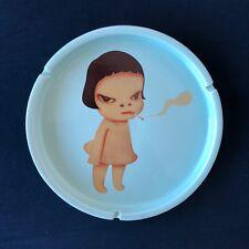 Yoshitomo Nara Ashtray Too Young To Die 2002 limited Edition Art Japan Rare