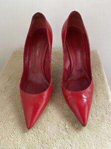 Gianvito Rossi patent gianvito 105 pumps Size IT 41 red