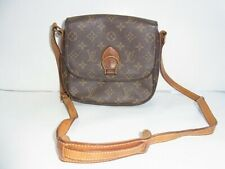 MJ02 Louis Vuitton monogram Saint-CloudMM shoulder bag M51243
