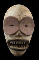 Mask Ibibio Eket Nigeria Art Primitive African Society Secret Ekpo 16886