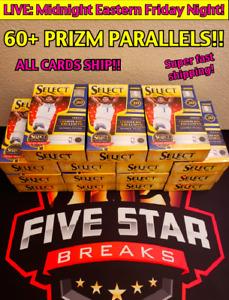 🔥 INDIANA PACERS 🏀 20-21 PANINI SELECT BASKETBALL 15 BOX BREAK 🔥 60+ PRIZMS