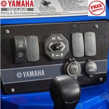 YAMAHA YXZ1000R OEM Switch Panel Kit for Rocker Swtiches NEW 2HC-H2570-V0-00