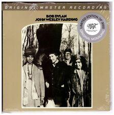 Bob Dylan , John Wesley Harding  (Ultradisc UHR™ Hybrid Mono SACD - UDSACD 2183)