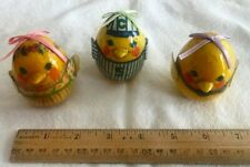 Easter decorations-little chicks