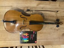 More details for the stentor student ii cello 1/4 size with bow and soft case