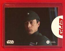 2019 Star Wars Authentics Captain Needa 27/99 Series Two #4 A-Mc