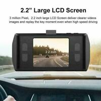 "2.2"" Mini Dash Cam 1080P HD Car Camera Driving Recorder Vision W0E3 Night H6R5"