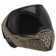 New Empire EVS Thermal Paintball Goggles Mask - Tan / Black