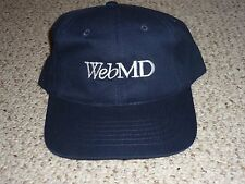 WEB MD - EMBROIDERED BASEBALL HAT CAP