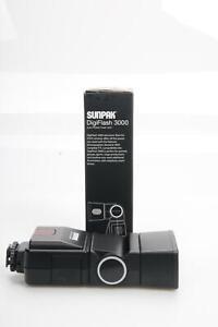 Sunpak DigiFlash 3000 Flash For Canon #960