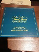 Vintage Trivial Pursuit: Master Game-Genus   Classic Vintage Board Game vgc