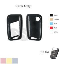 Paint Shell Cover fit for VOLKSWAGEN VW Magotan Passat B8 SKODA A7 Remote Key BK