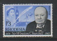 Rhodesia - 1965, Churchill Commemoration stamp - MNH - SG 357
