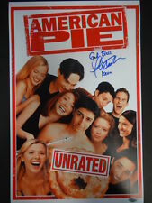 "Thomas Ian Nicholas ""Kevin"" Signed 11x17 American Pie Poster Auto BBCE 12157"