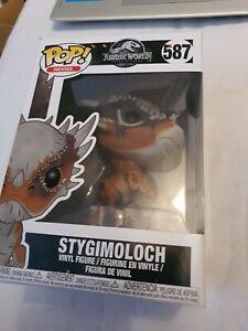 Funko Pop 587 Stygimoloch (Jurassic World)