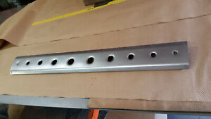 86.5 - 97 Niss. Hard body smooth steel ROLLPAN with dimple holes