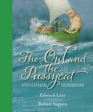 The Owl and the Pussycat: And Other Nonsense-ExLibrary