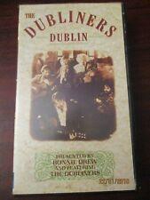 The Dubliners Dublin VHS Video Tape (NEW)