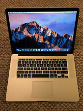 Apple RETINA Macbook Pro 15in 2015 16GB RAM!