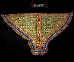 Old Large Fine Nettipattam - Jaipur, Rajasthan India