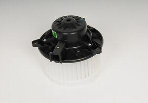 Genuine GM Blower Motor 13369460