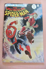 9..6 NM+ NEAR MINT THE SPECTACULAR SPIDER-MAN # 2 GERMAN EURO VARIANT WP