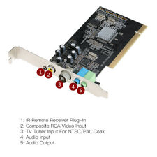 PCI Internal TV Tuner Card MPEG Video DVR Capture Recorder for Computer PC P7A2
