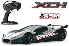 Traxxas XO-1 1/7 100+MPH Supercar RTR WHITE w/TSM Stability Management 64077-3
