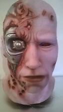 Terminator Latex Mask Bust 1:1 Prop Sci-Fi/Fantasy.