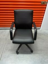 Boss Home Office Chair Swivel Ergonomic Computer Desk Executive Leather Midback
