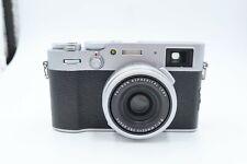 Fujifilm X100V 26.1MP Compact Camera - Silver (U80050)