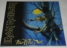 Iron Maiden Fear Of The Dark LP 2017 Double 180g Remastered Vinyl NEW - OFFICIAL