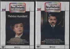 THERESE HUMBERT : SIMONE SIGNORET, FRANCOIS PERIER ... L'INTEGRALE ... LOT 2 DVD