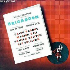 Brigadoon (1947 Original Broadway Cast) by Frederick Loewe CD ~ NEW