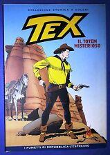 25329 TEX collezione storica Repubblica n° 1 - Il totem misterioso