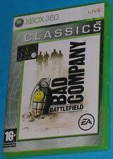 Battlefield - Bad Company - Microsoft XBOX 360 - PAL