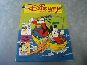 VINTAGE DISNEY MAGAZINE NO. 110 BY LONDON EDITIONS MAGAZINES VERY RARE COMIC