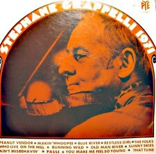 ++STEPHANE GRAPELLI 1971 peanut vendor/old man river/running wild LP PYE VG++