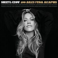 Sheryl Crow 100 Miles from Memphis [Digipak] (CD, Jul-2010, A&M Records) NEW