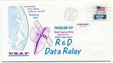 1972 Midas Super Spies PROGRAM 313 R&D Data RelayAtlas Agena Cape Canaveral USA