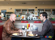 PHOTO LOOPER - JOSEPH GORDON-LEVITT & BRUCE WILLIS - 11X15 CM  # 1