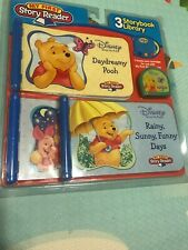 My First Story Reader 3 Story Book Library & Cartridge New