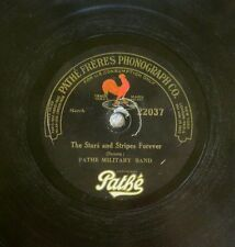 Pathe Military Band / Imperial Infantry - Stars Stripes Forever / Old Faithful..