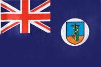 MONTSERRAT FLAG 5' x 3' Caribbean Flags Union Jack